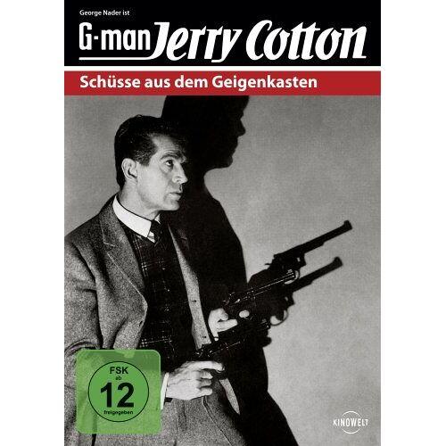 Fritz Umgelter - Jerry Cotton - Schüsse aus dem Geigenkasten - Preis vom 10.04.2021 04:53:14 h