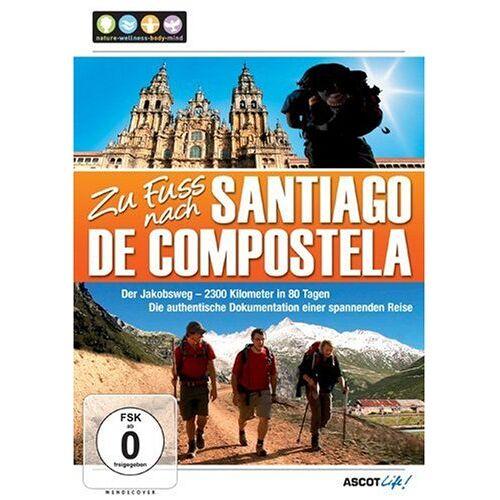 Bruno Moll - Zu Fuss nach Santiago de Compostela - Preis vom 28.02.2021 06:03:40 h