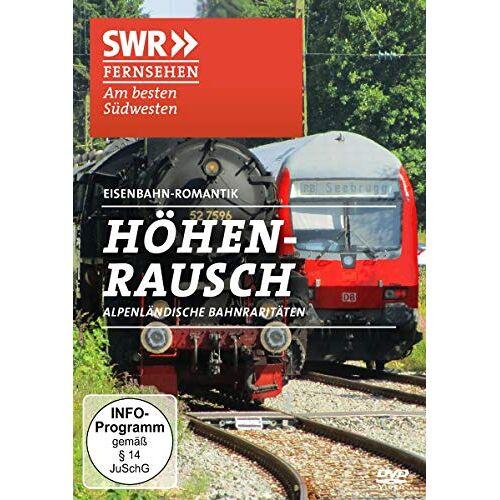 Eisenbahn - Romantik Doku SWR - Höhenrausch - Alpenländische Bahnraritäten - Preis vom 06.03.2021 05:55:44 h