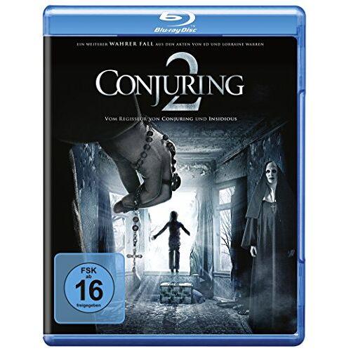 James Wan - Conjuring 2 [Blu-ray] - Preis vom 12.04.2021 04:50:28 h