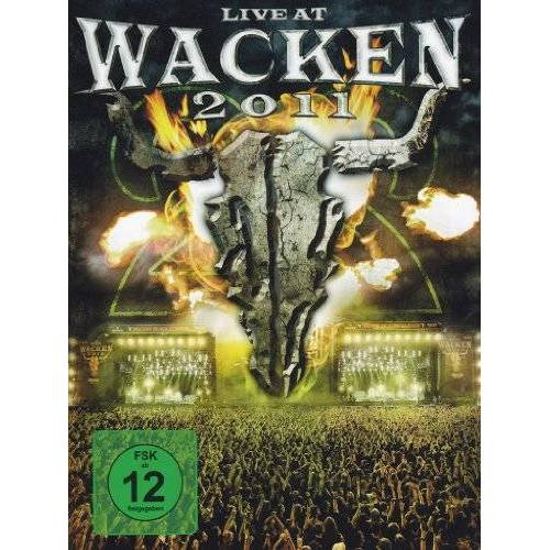 Helloween - Wacken 2011 - Live At Wacken Open Air [3 DVDs] - Preis vom 11.05.2021 04:49:30 h