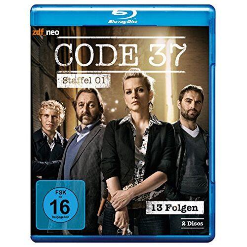 Jakob Verbruggen - Code 37 - Staffel 1 [Blu-ray] - Preis vom 05.03.2021 05:56:49 h