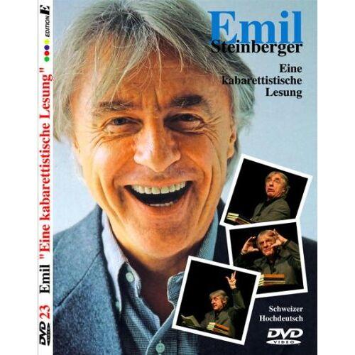 Emil Steinberger - Eine kabarettistische Lesung - Preis vom 07.05.2021 04:52:30 h