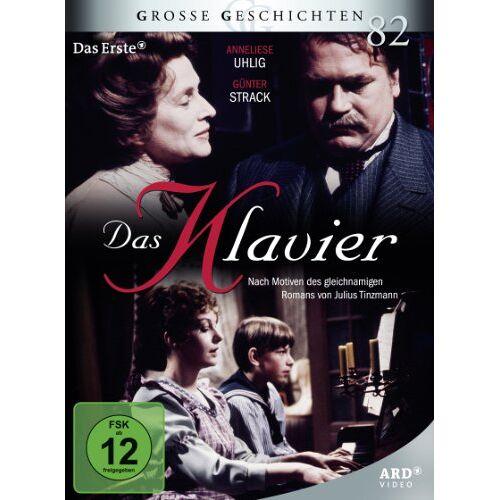 Fritz Umgelter - Das Klavier (Große Geschichten 82) [2 DVDs] - Preis vom 20.10.2020 04:55:35 h