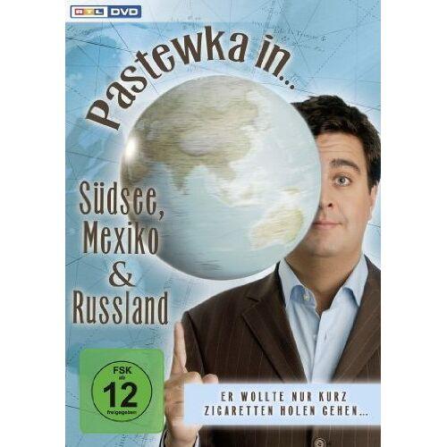 Bastian Pastewka - Pastewka in ...Südsee, Mexiko & Russland [2 DVDs] - Preis vom 20.10.2020 04:55:35 h