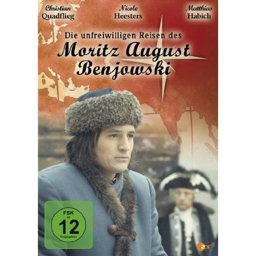 Fritz Umgelter - Die unfreiwilligen Reisen des Moritz August Benjowski [2 DVDs] - Preis vom 20.10.2020 04:55:35 h