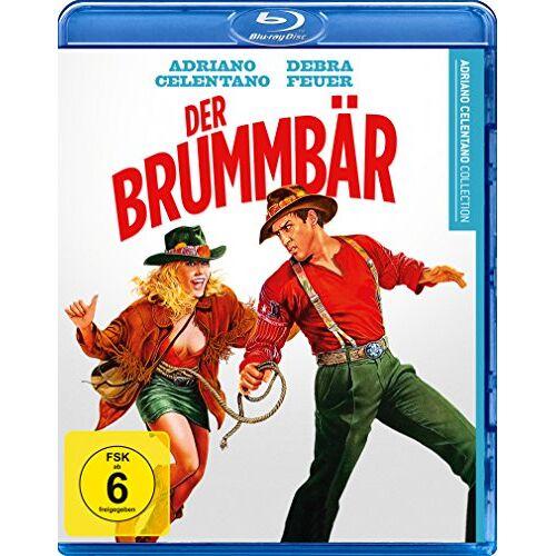 Franco Castellano - Der Brummbär - Adriano Celentano Collection [Blu-ray] - Preis vom 21.04.2021 04:48:01 h