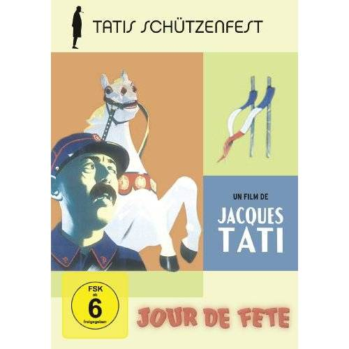 Jacques Tati - Tatis Schützenfest - Preis vom 08.05.2021 04:52:27 h