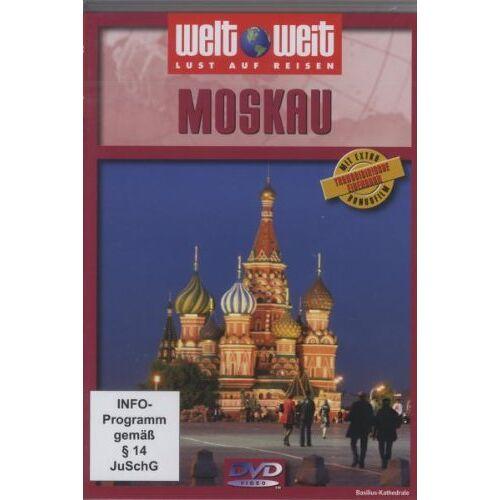 N.N. - Moskau - welt weit (Bonus:Transsibirische Eisenbahn) - Preis vom 19.01.2021 06:03:31 h