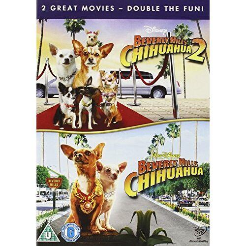 - Beverly Hills Chihuahua / Beverly Hills Chihuahua 2 [DVD] - Preis vom 09.07.2020 04:57:14 h