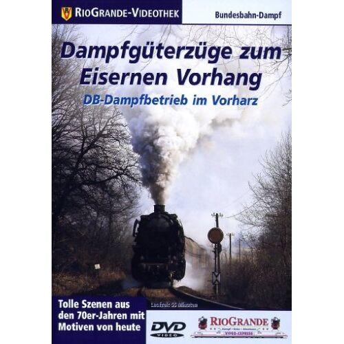 - Dampfgüterzüge zum Eisernen Vorhang - Preis vom 16.01.2021 06:04:45 h