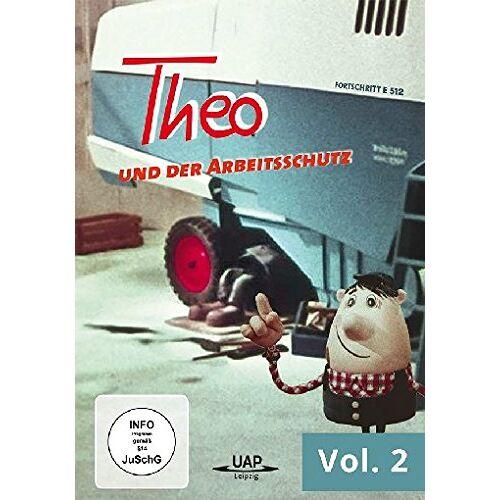 Theo - Theo Vol. 2 - Theo und der Arbeitsschutz - Preis vom 17.04.2021 04:51:59 h