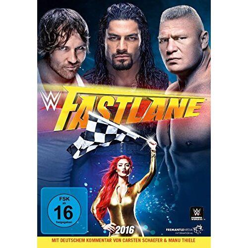 Roman Reigns - WWE - Fastlane 2016 - Preis vom 20.10.2020 04:55:35 h