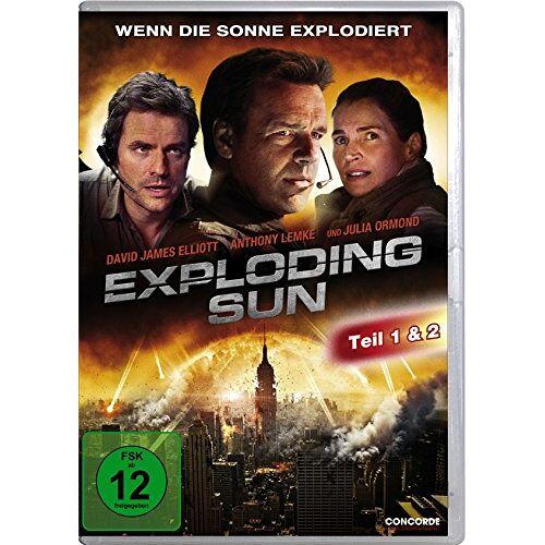 Michael Robison - Exploding Sun - Wenn die Sonne explodiert - Preis vom 19.10.2020 04:51:53 h