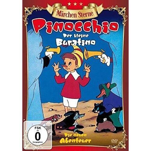 Dimitri Babichenko - Pinocchio - Der kleine Buratino - Märchen Sterne - Preis vom 22.01.2021 05:57:24 h