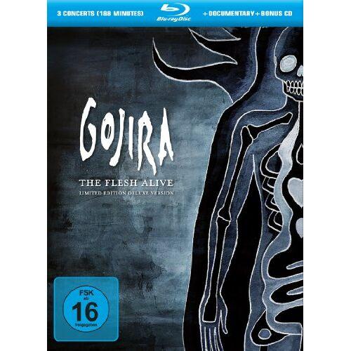 Gojira - The Flesh Alive  (+ CD) [Blu-ray] - Preis vom 20.10.2020 04:55:35 h