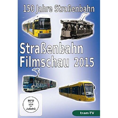 - 150 Jahre Straßenbahn - Straßenbahn Filmschau 2015 - Preis vom 20.10.2020 04:55:35 h