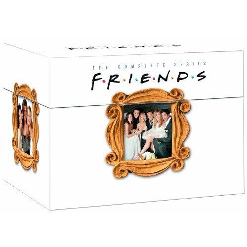 - Friends Superbox - Die Jahre 1994-2004 (41 Discs)(exklusiv bei Amazon.de) - Preis vom 21.02.2020 06:03:45 h