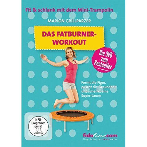 Marion Grillparzer - Das Fatburner-Workout - Preis vom 13.05.2021 04:51:36 h