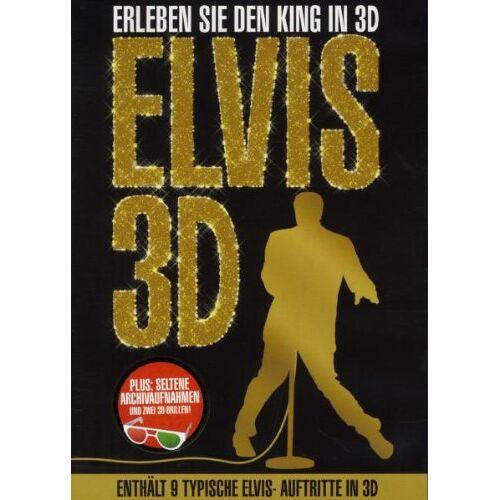 Elvis Presley - Elvis 3D - Preis vom 04.09.2020 04:54:27 h