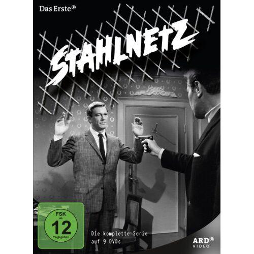 Jürgen Roland - Stahlnetz [9 DVDs] - Preis vom 11.05.2021 04:49:30 h