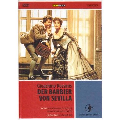 Ferro - Der Barbier Von Sevilla [DVD-AUDIO] - Preis vom 03.12.2020 05:57:36 h