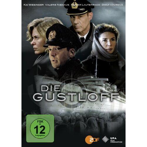 Joseph Vilsmaier - Die Gustloff [2 DVDs] - Preis vom 23.02.2021 06:05:19 h