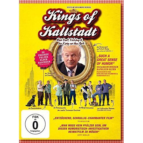 Simone Wendel - Kings of Kallstadt - Mein Dorf, Ketchup & der König von New York - Preis vom 28.02.2021 06:03:40 h