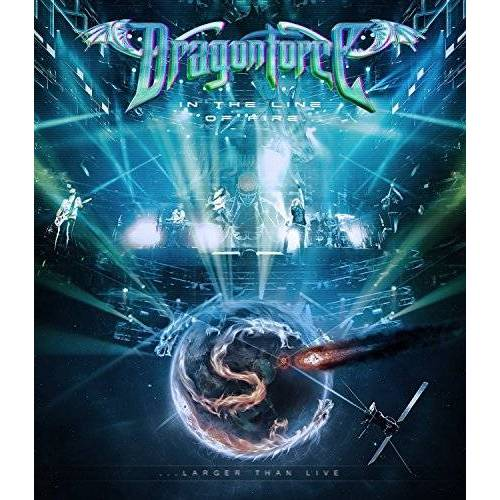 Dragonforce - In The Line Of Fire [Blu-ray] - Preis vom 20.10.2020 04:55:35 h