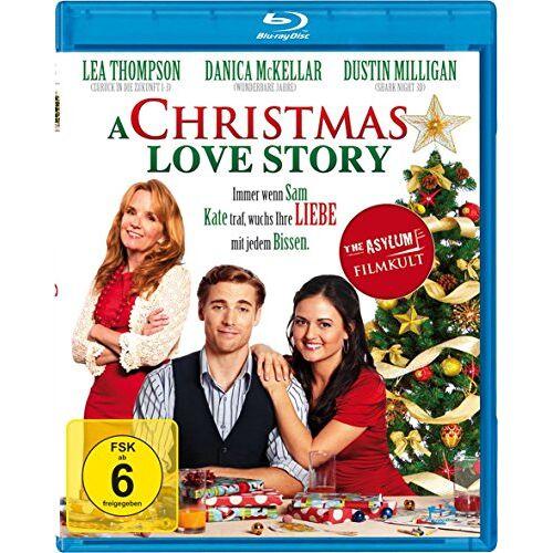 Rachel Goldenberg - A Christmas Love Story [Blu-ray] - Preis vom 23.02.2021 06:05:19 h