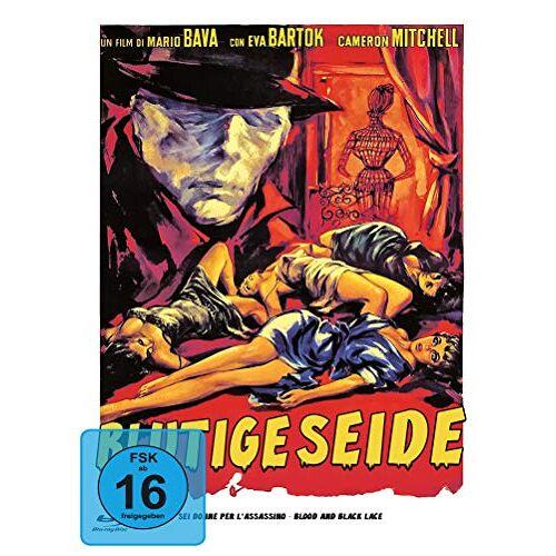 Mario Bava - Blutige Seide [Blu-ray] - Preis vom 20.10.2020 04:55:35 h