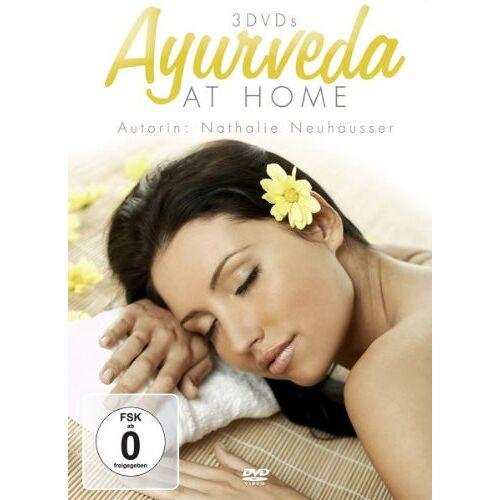 - Ayurveda - At Home [3 DVDs] - Preis vom 18.01.2020 06:00:44 h