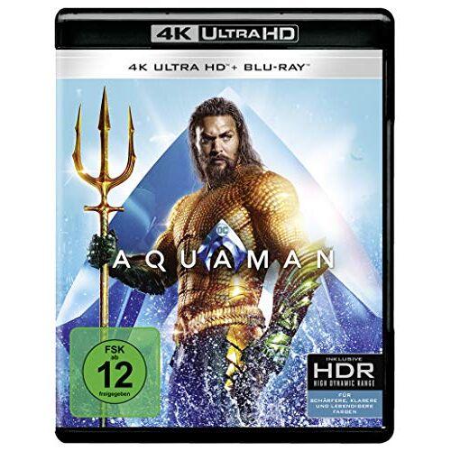 James Wan - Aquaman (4K Ultra HD) (+ Blu-ray 2D) - Preis vom 05.03.2021 05:56:49 h