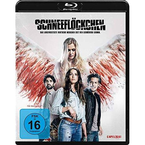 Kolmerer, Adolfo J. - Schneeflöckchen [Blu-ray] - Preis vom 26.02.2021 06:01:53 h