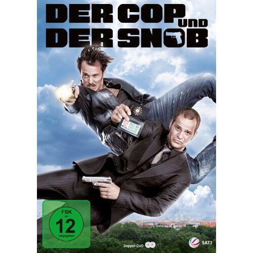 Holger Haase - Der Cop und der Snob [2 DVDs] - Preis vom 18.10.2020 04:52:00 h