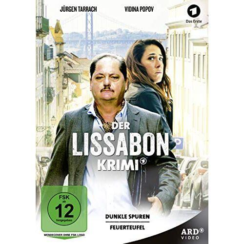 Jens Wischnewski - Der Lissabon-Krimi: Dunkle Spuren / Feuerteufel - Preis vom 17.04.2021 04:51:59 h