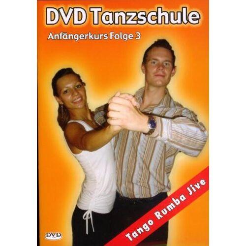 - DVD Tanzschule - Tango, Rumba, Jive - Preis vom 12.08.2019 05:56:53 h