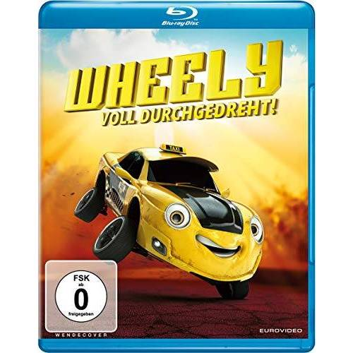 Halim, Yusry Abd - Wheely - Voll durchgedreht! [Blu-ray] - Preis vom 18.10.2020 04:52:00 h