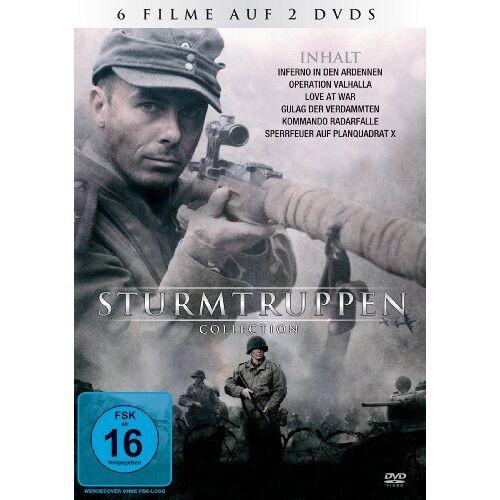 Various - Sturmtruppen Collection [2 DVDs] - Preis vom 07.04.2021 04:49:18 h