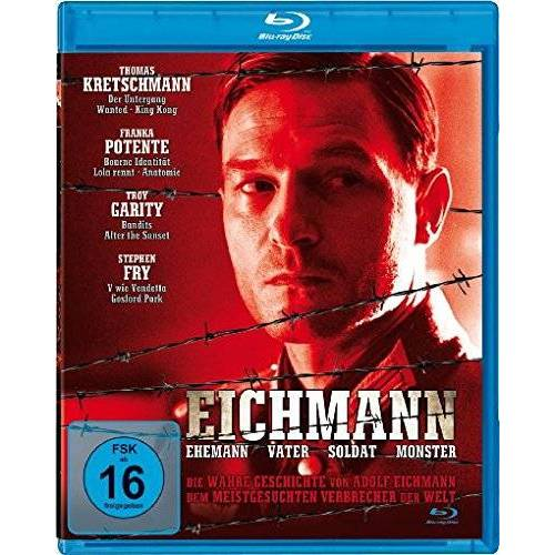 Robert W. Young - Eichmann [Blu-ray] - Preis vom 11.04.2021 04:47:53 h