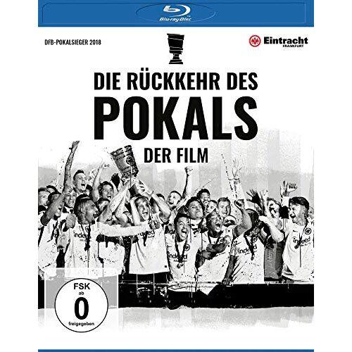 - Die Rückkehr des Pokals - Der Film [Blu-ray] - Preis vom 20.10.2020 04:55:35 h