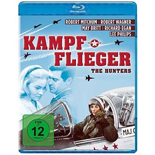 Dick Powell - Kampfflieger [Blu-ray] - Preis vom 05.03.2021 05:56:49 h