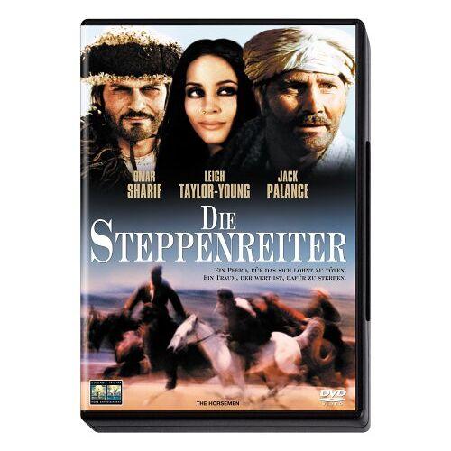 John Frankenheimer - Die Steppenreiter - Preis vom 16.05.2021 04:43:40 h
