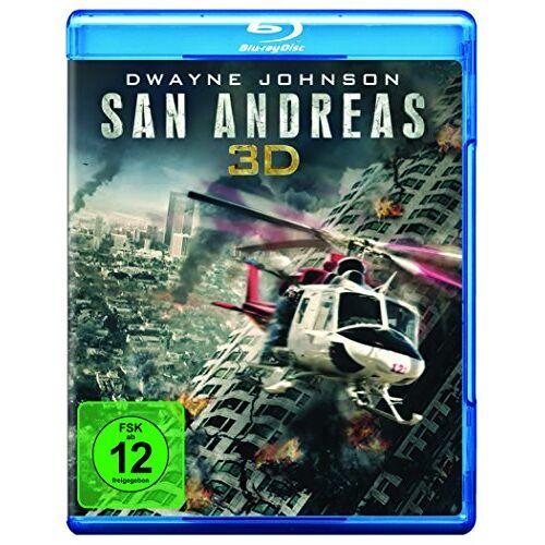 Brad Peyton - San Andreas [3D Blu-ray] - Preis vom 19.10.2020 04:51:53 h