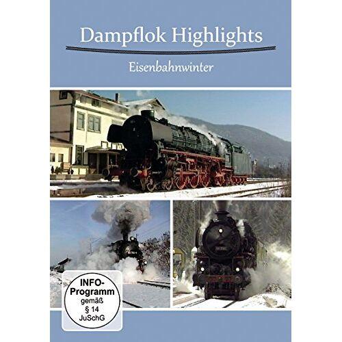 - Dampflok Highlights - Eisenbahnwinter - Preis vom 10.05.2021 04:48:42 h