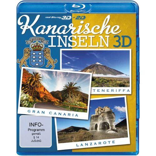 - Kanarische Inseln 3D [3D Blu-ray] - Kanaren 3D - Preis vom 19.10.2020 04:51:53 h
