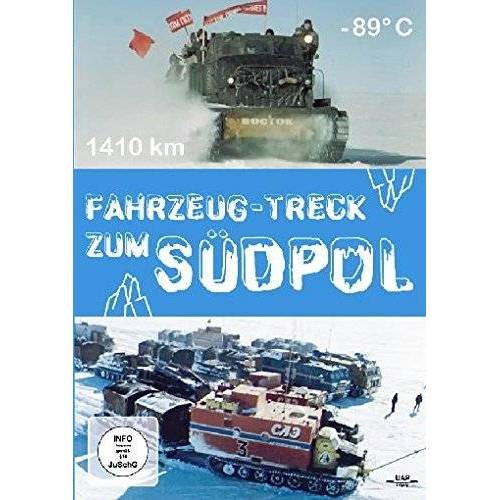 - Fahrzeug-Treck zum Südpol - Preis vom 04.09.2020 04:54:27 h