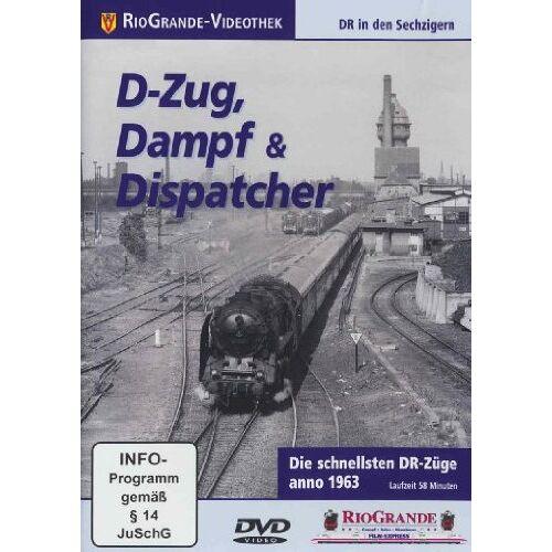 - D-Zug, Dampf & Dispatcher - Preis vom 13.05.2021 04:51:36 h