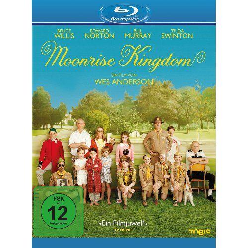 Wes Anderson - Moonrise Kingdom [Blu-ray] - Preis vom 23.02.2021 06:05:19 h