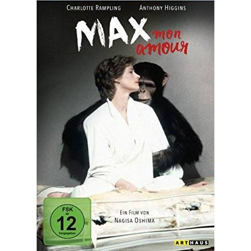 Charlotte Rampling - Max mon amour - Preis vom 03.09.2020 04:54:11 h